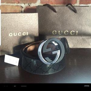 Black Gucci imprime